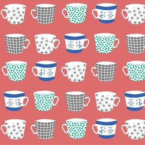 teacup red
