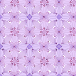 Lavender Gauze