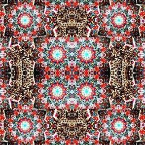 Kaleidoscope Abstract Art