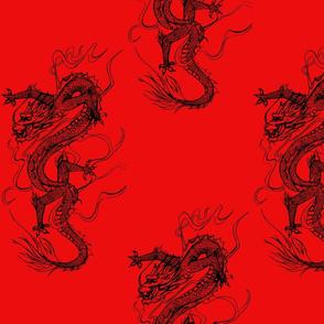 dragononred