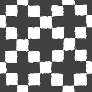 Geometrical  black and white