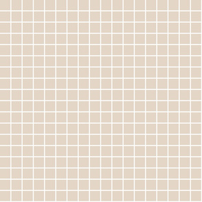 "sand windowpane grid 1"" reversed square check graph paper"