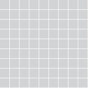 "light grey windowpane grid 2"" reversed square check graph paper"