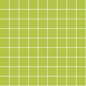 "lime green windowpane grid 2"" reversed square check graph paper"