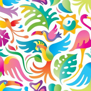 Tropical Bird Party