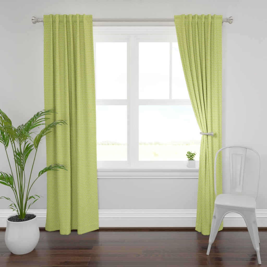 Plymouth Curtain Panel featuring csl1_phop_link_lim_med by cindylindgren