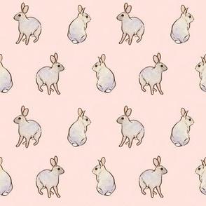 Wild Rabbits - Blush [Small]