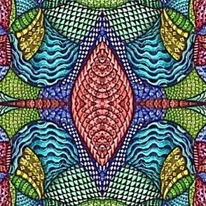 THE TANGLE QUILT