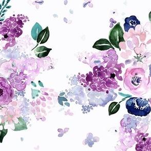 lilac lavender romance