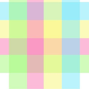 f-pastel plaid large