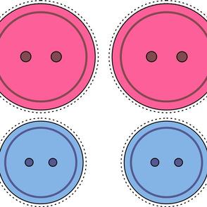button softie