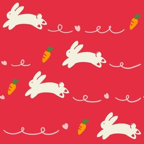 rabbits-red-large scale