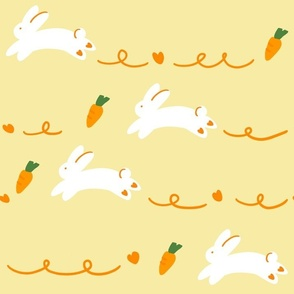 rabbits-yellow-large scale