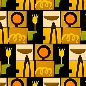 70s Tulip Windowboxes