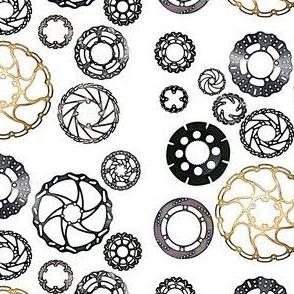 bike brake discs
