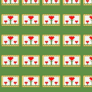 TE_55642_C_YVIER_4x4 Yvier's Tulips in Semi Circle