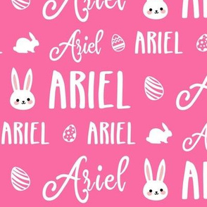 Easter Personalized Name Baby - Ariel