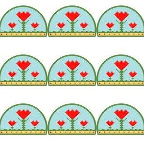 TE_55642_G2_Yvier's Tulips in Semi Circle