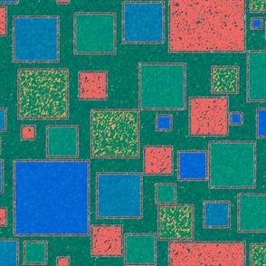 crayon squares 9