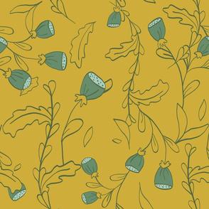 Vintage Mustard Spring