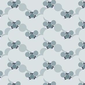 phi dots grey