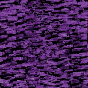purple sky clouds