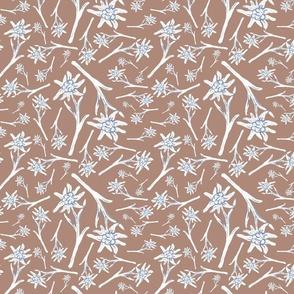 Edelweiss Lace Nr. 1 Brown Medium
