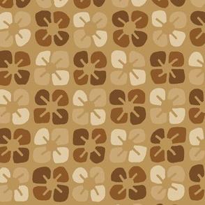 Petal Power - Brown