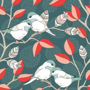 Love Birds - Twilight Palette