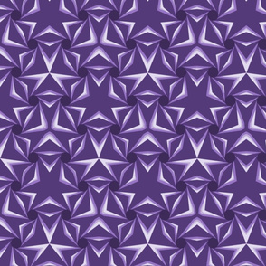 purple monochrome graphic