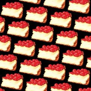 Cherry Cheesecake - Black