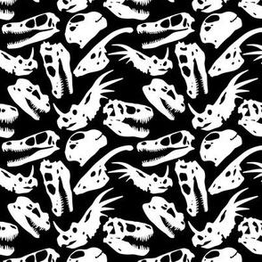 Ditzy Dino Skulls