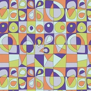 Sketch Quilt 70s