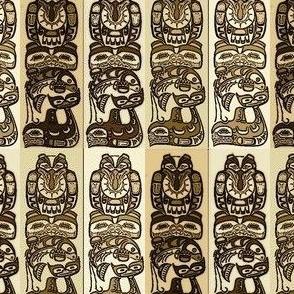 c - American Indian Totem #2