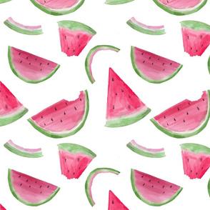 Watermelon Days - Large Format