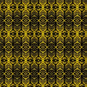 Shibori Stripe Chartreu