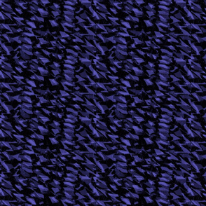 Rock Crystals purple