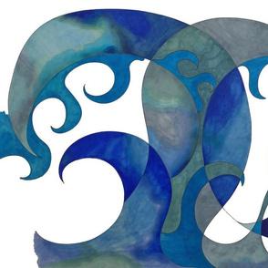 Big Waves 1