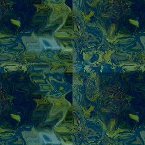 Liquidity in blue-green