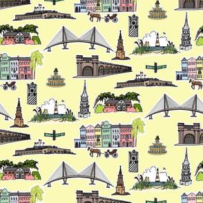 Charleston South Carolina Landmarks