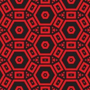 Aztec Red