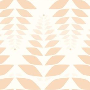 peach leaves