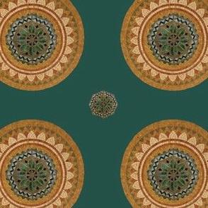 Mosaic Sunflower