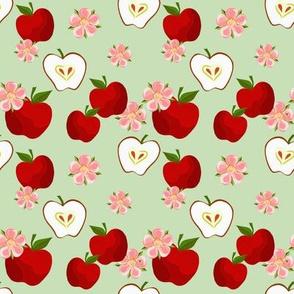 Apple Blossom Green