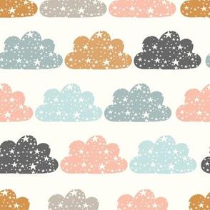 starry clouds cream