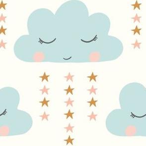 little rain cloud
