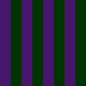fdl2010 purple-green 1 inch stripe coordinate