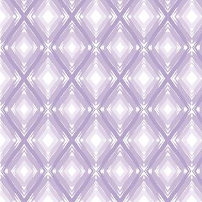 Violet Geometric Gradient
