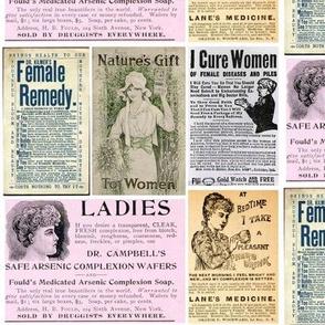 Nature's Gift to Women