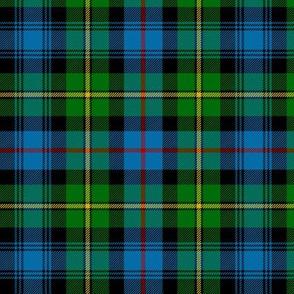 "MacLeod of Skye tartan, 6"" bright"